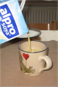 Alpro soya Vanille Drink