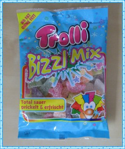 Trolli Fruchtgummi Bizzl Mix