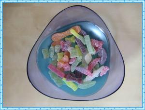Ausgepackt: Trolli Fruchtgummi Bizzl Mix