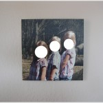 Fotodruck auf Aluminium