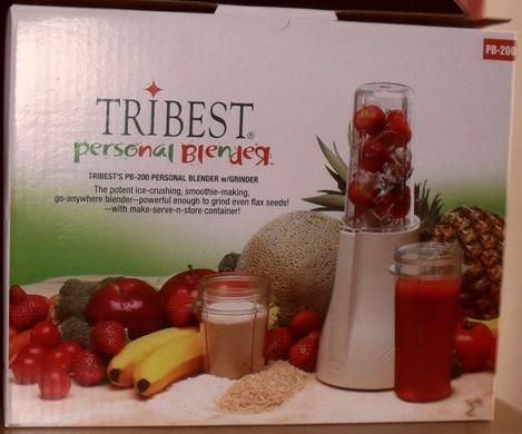 tribest personal blender