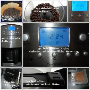 beem kaffeemaschine erfahrung