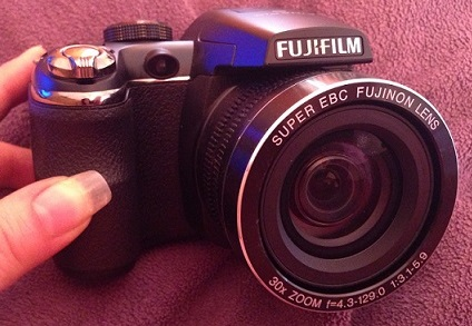 Fujifilm FinePix S4500 Digitalkamera