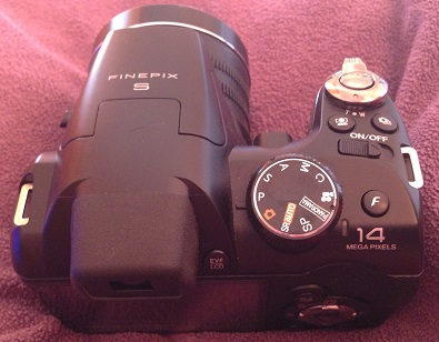 Fujifilm FinePix S4500 Digitalkamera2