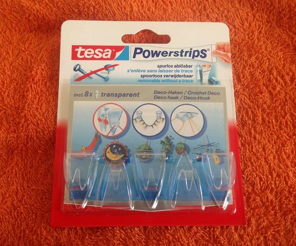 Tesa Powerstrips Deco-Haken