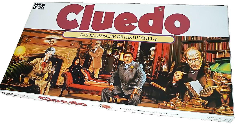 Spiel Cluedo