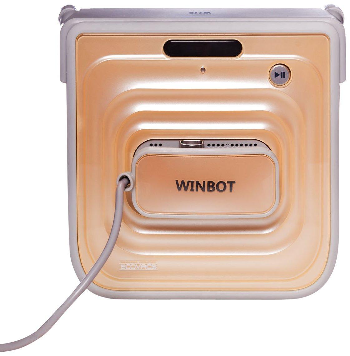 """Der """"Ecovacs W710 Winbot Fensterreinigungs-Roboter"""" – der R2D2 für die Fenster"""