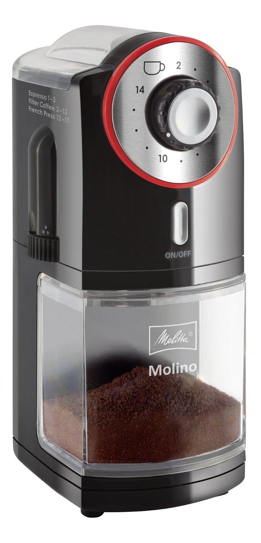"""Die """"Melitta Kaffeemühle Molino"""" – Jedes Böhnchen gibt ein Tönchen?"""