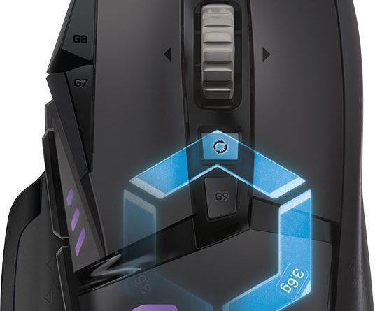 """Die """"Logitech Proteus Spectrum G502 Gaming Maus"""" – Das Design-Monster für Zocker"""