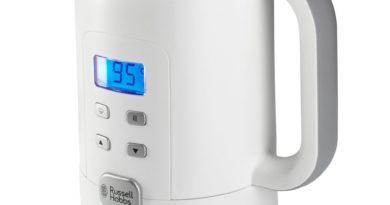 """Der """"Russell Hobbs Precision Control 21150-70 Wasserkocher"""" – Punktgenaues Wasserkochen?"""