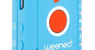 """Der """"Weenect Kids – GPS-Tracker für Kinder"""" im Test – Dem Nachwuchs stets auf der Spur"""
