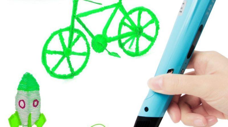 """Der """"Uvistare 3D Drucker Stift"""" im Test – Hebt dieses Produkt das Malen auf ein neues Level?"""