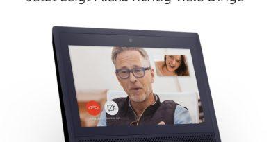 """Der """"Amazon Echo Show"""" im Test – """"Alexa, starte meine Lieblingsserie!"""""""