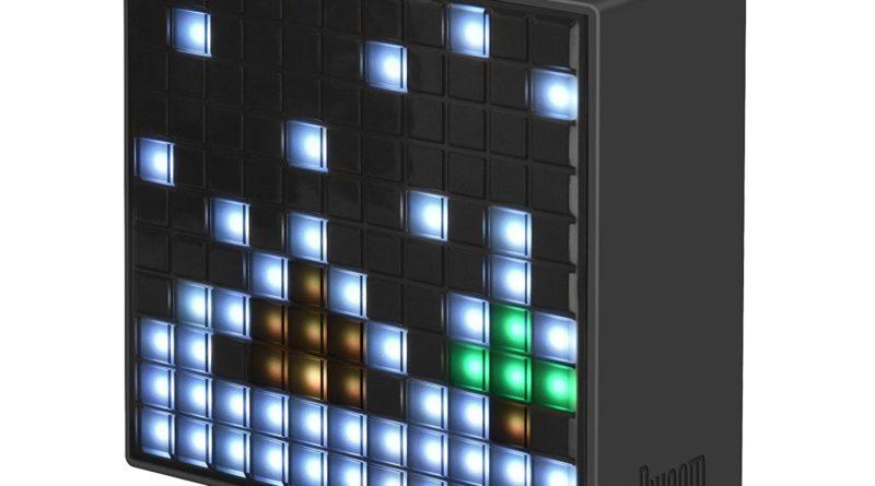 """Der """"Divoom Timebox Radiorekoder"""" – Lass die Pixel tanzen!"""