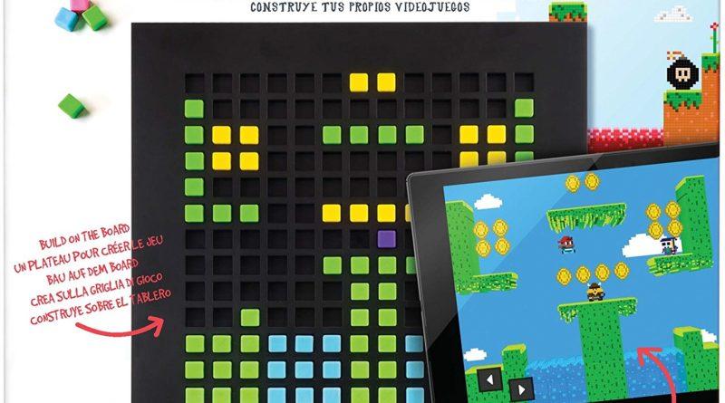 """""""Mattel FFB15 – Bloxels"""" von Mattel im Test – Block für Block zum eigenen Spiel"""