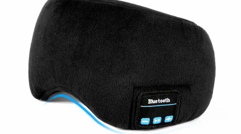 """Die """"LC-dolida Schlafmaske mit Bluetooth""""– Die Schlafmaske mit sanften Klängen"""
